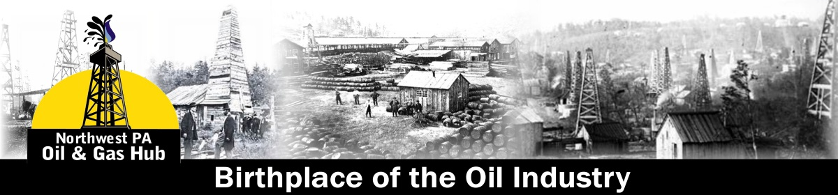 Banner - Birthplace of the Oil Industry